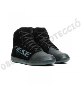 Botas Dainese York D-WP Shoes Black/Anthracite