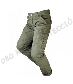 Pantalón By City Mixed II Man Verde